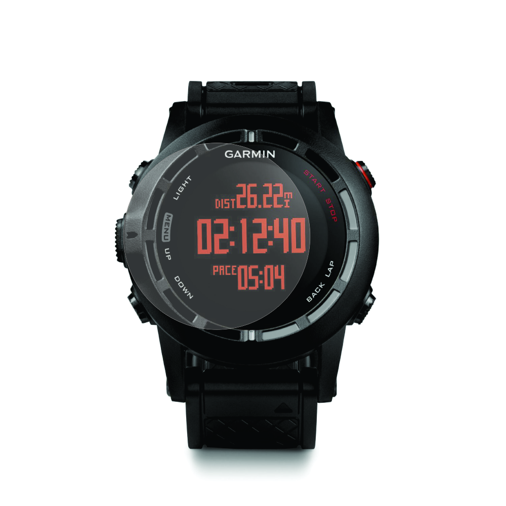 Folie de protectie Smart Protection Smartwatch Garmin Fenix 2 - 2buc x folie display imagine