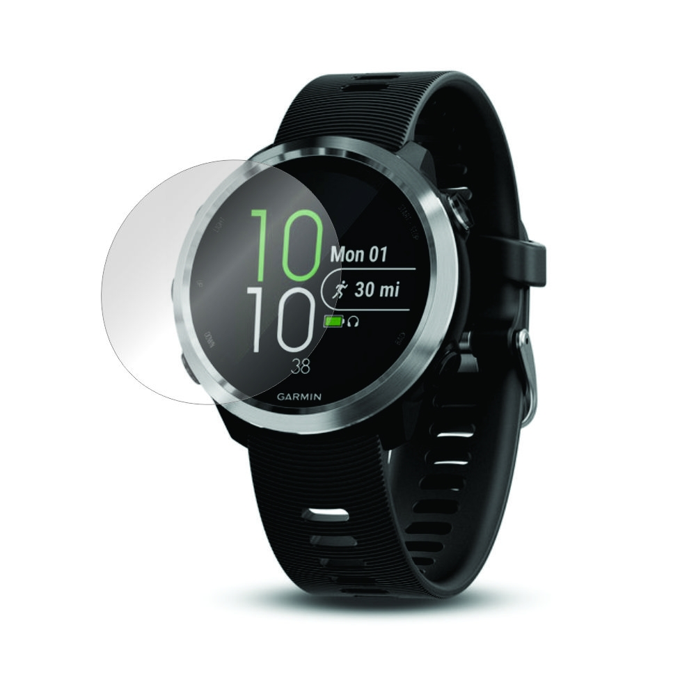 Folie de protectie Smart Protection Smartwatch Garmin Forerunner 645 Music - 2buc x folie display imagine