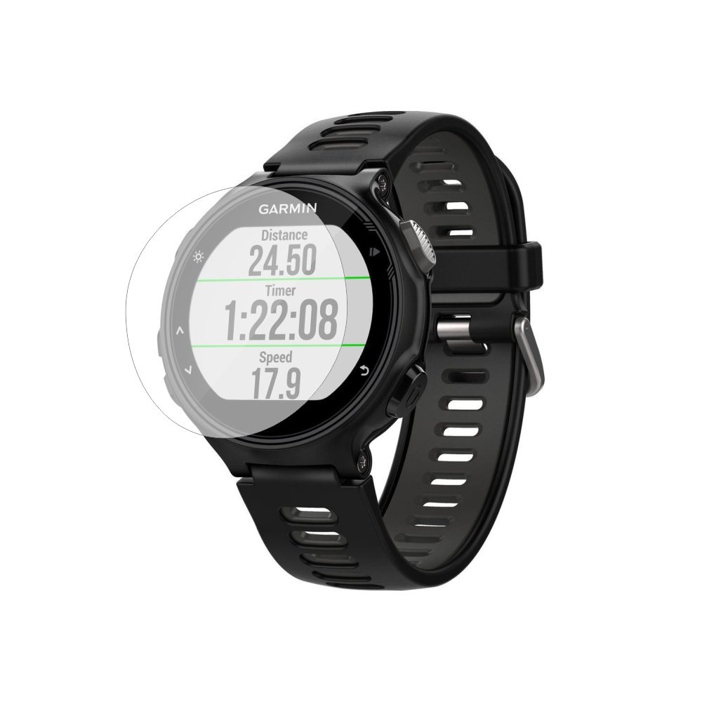 Folie de protectie Smart Protection Smartwatch Garmin Forerunner 735 XT - 4buc x folie display imagine