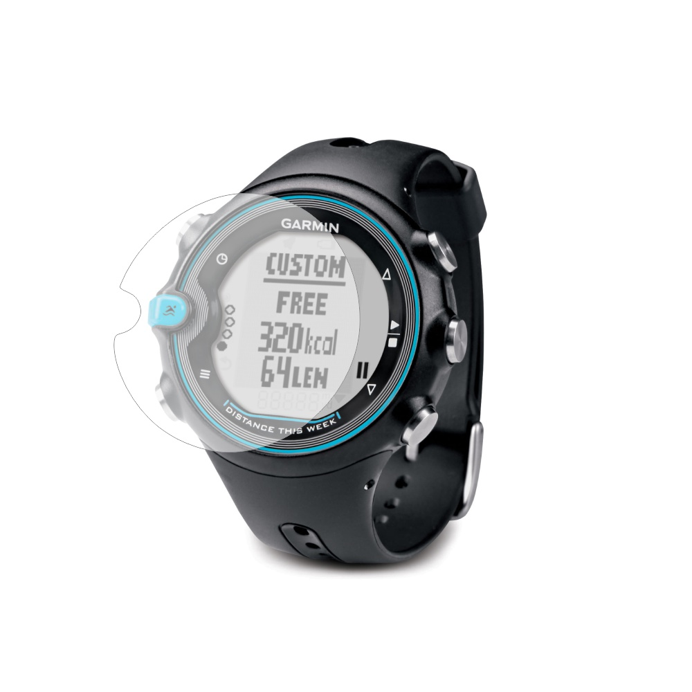 Folie de protectie Smart Protection Smartwatch Garmin Swim - 2buc x folie display imagine
