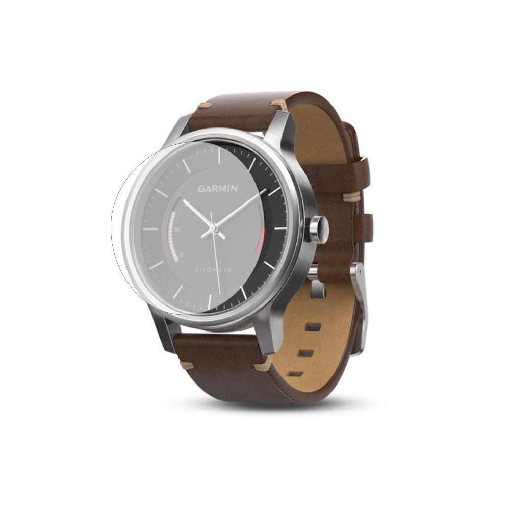 Folie de protectie Smart Protection Smartwatch Garmin Vivomove - 4buc x folie display imagine
