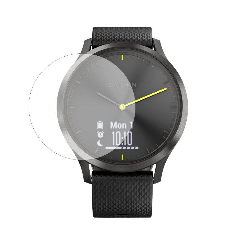 Folie de protectie Smart Protection Smartwatch Garmin Vivomove HR - 4buc x folie display imagine
