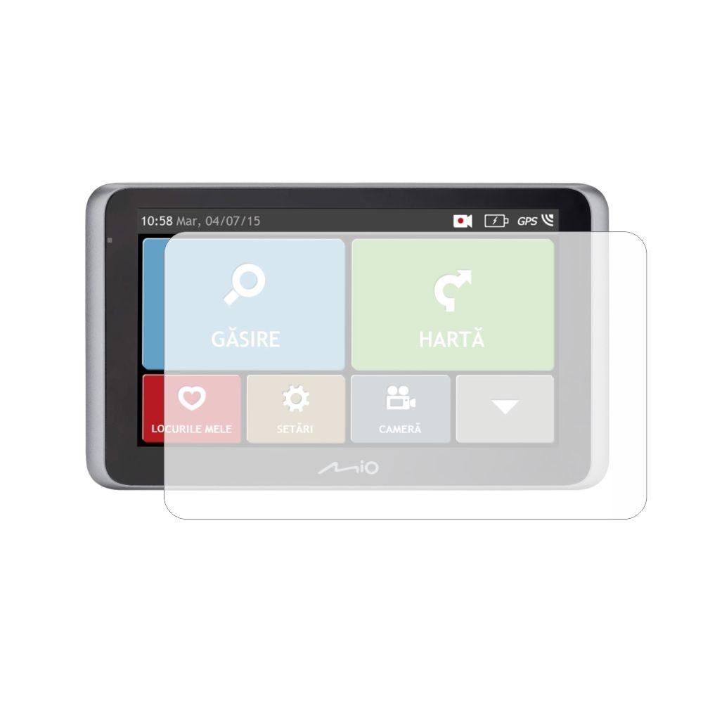 Folie de protectie Smart Protection GPS GPS Mio MiVue Drive 60 LM / 65 LM - 2buc x folie display imagine