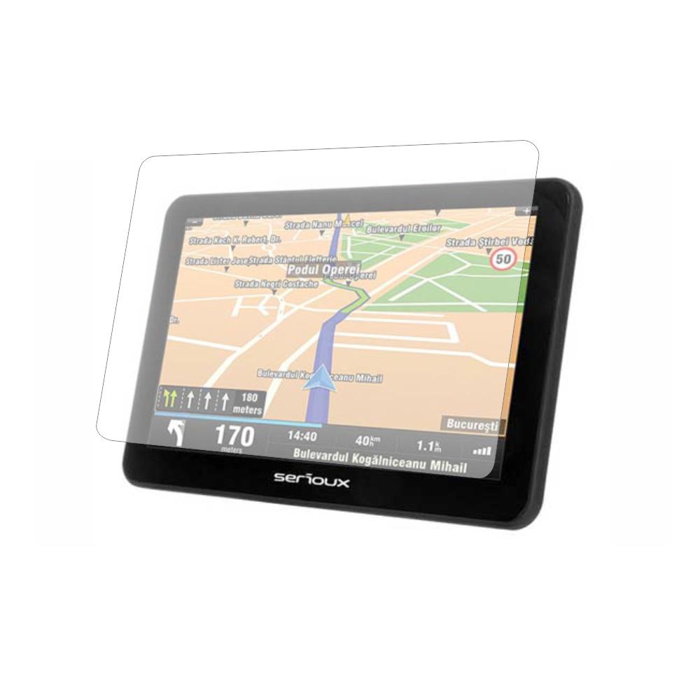 Folie de protectie Smart Protection GPS Serioux Urban Pilot UPQ700 - 2buc x folie display imagine