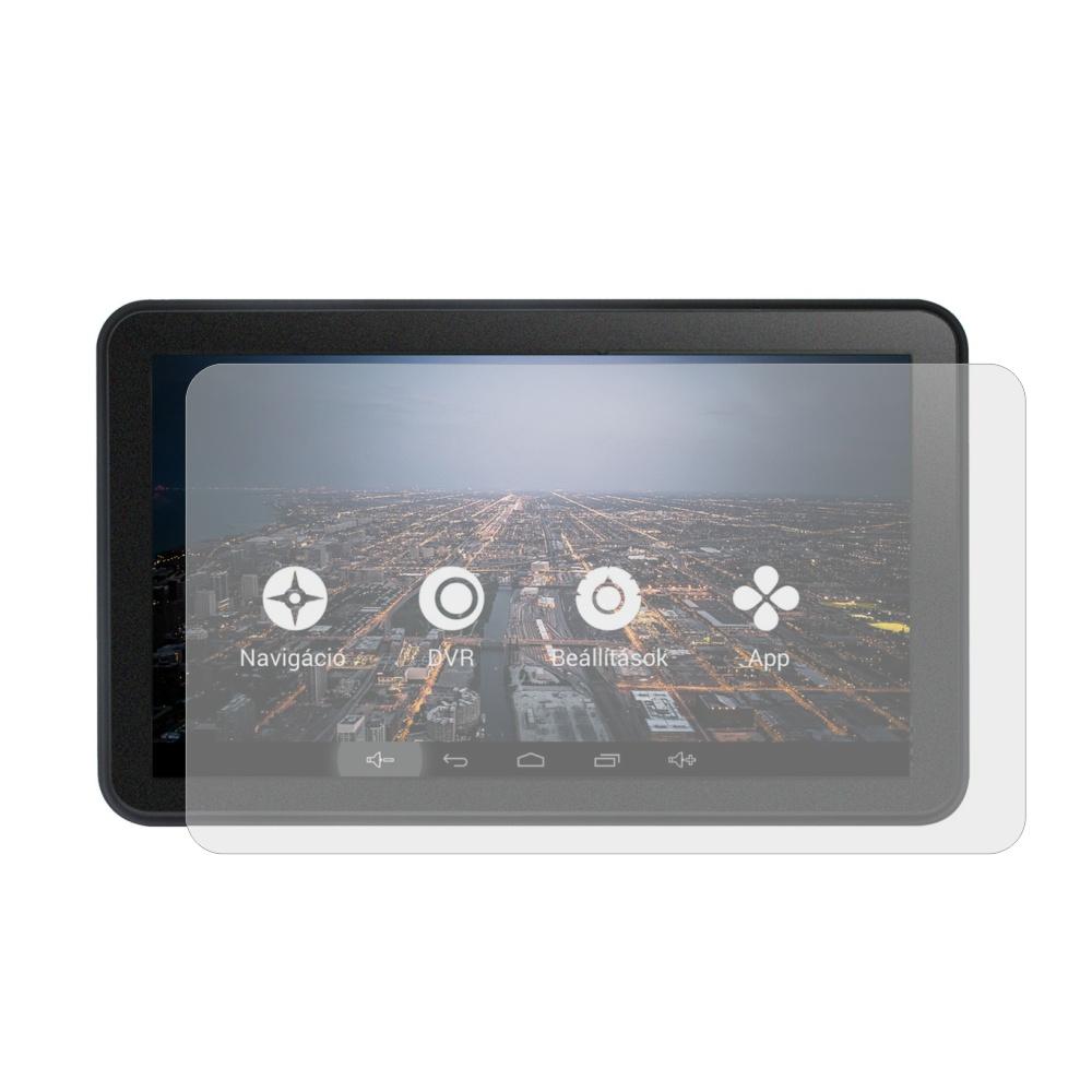 Folie de protectie Smart Protection GPS WayTeq X995 Max Android 7 inch - 2buc x folie display imagine