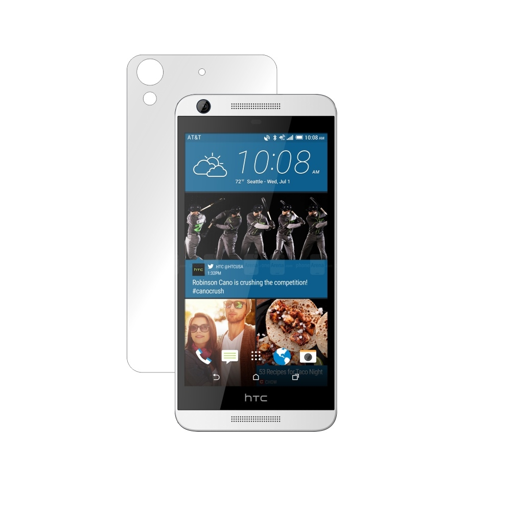 Folie de protectie Smart Protection HTC Desire 626 - doar spate imagine