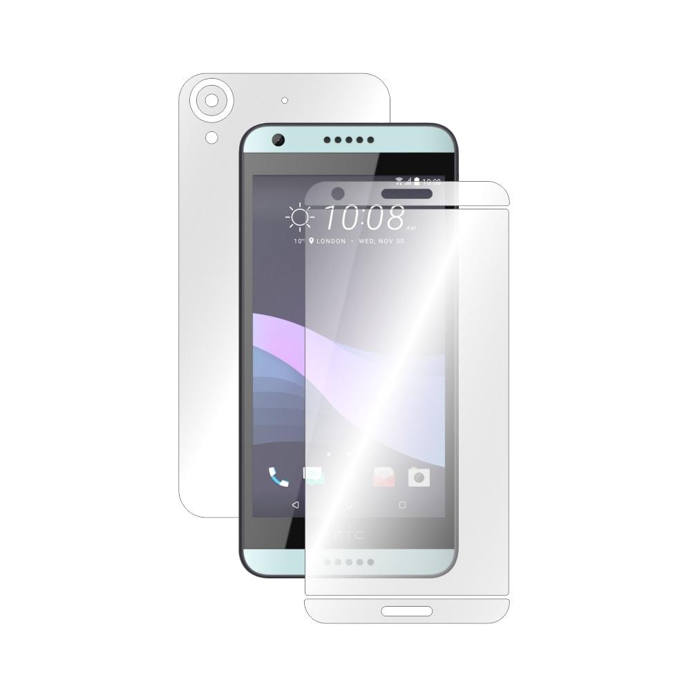 Folie de protectie Smart Protection HTC Desire 650 - fullbody-display-si-spate imagine