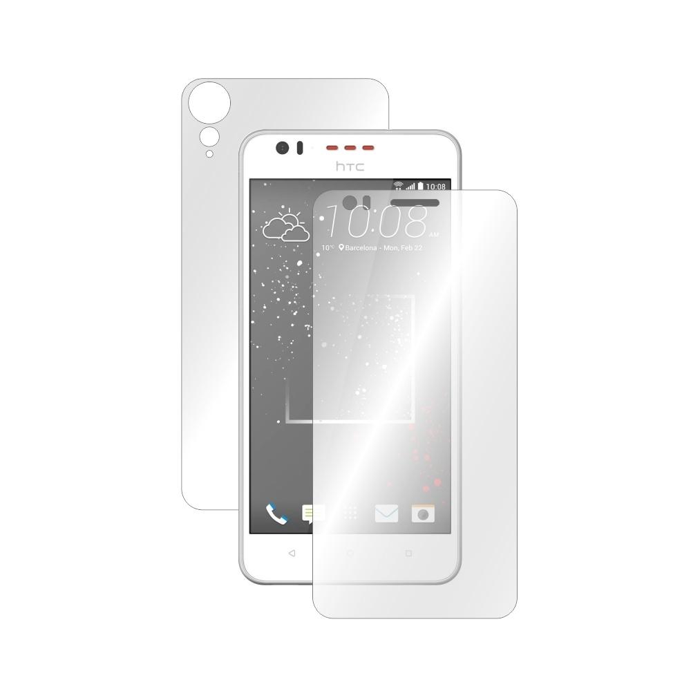 Folie de protectie Smart Protection HTC Desire 825 - fullbody-display-si-spate imagine