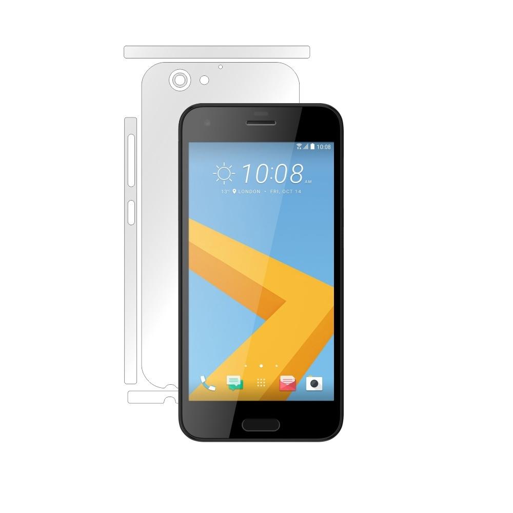 Folie de protectie Smart Protection HTC One A9s - doar spate imagine