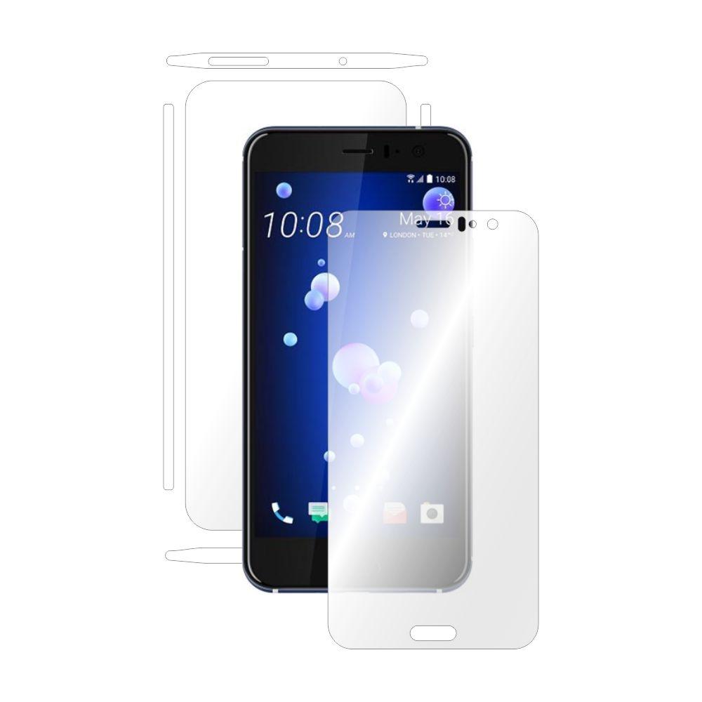 Folie de protectie Smart Protection HTC U11 - fullbody - display + spate + laterale imagine