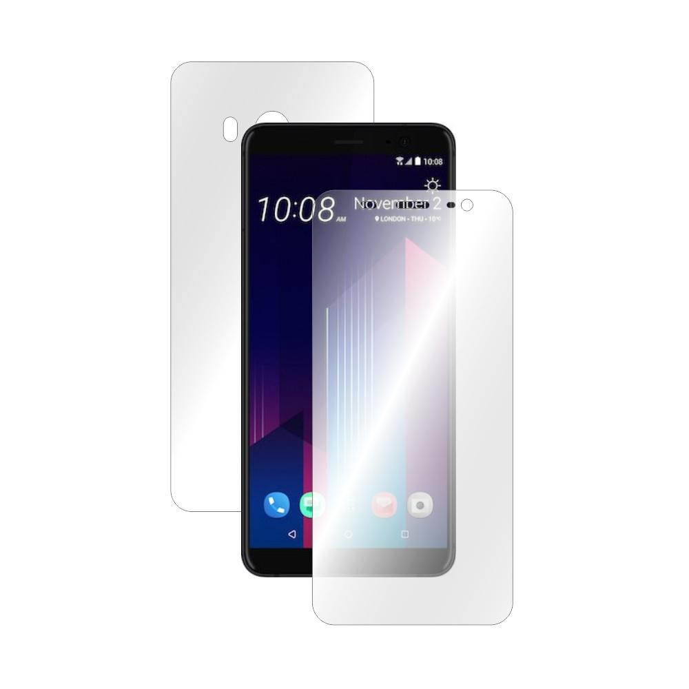 Folie de protectie Smart Protection HTC U11+ - fullbody-display-si-spate imagine