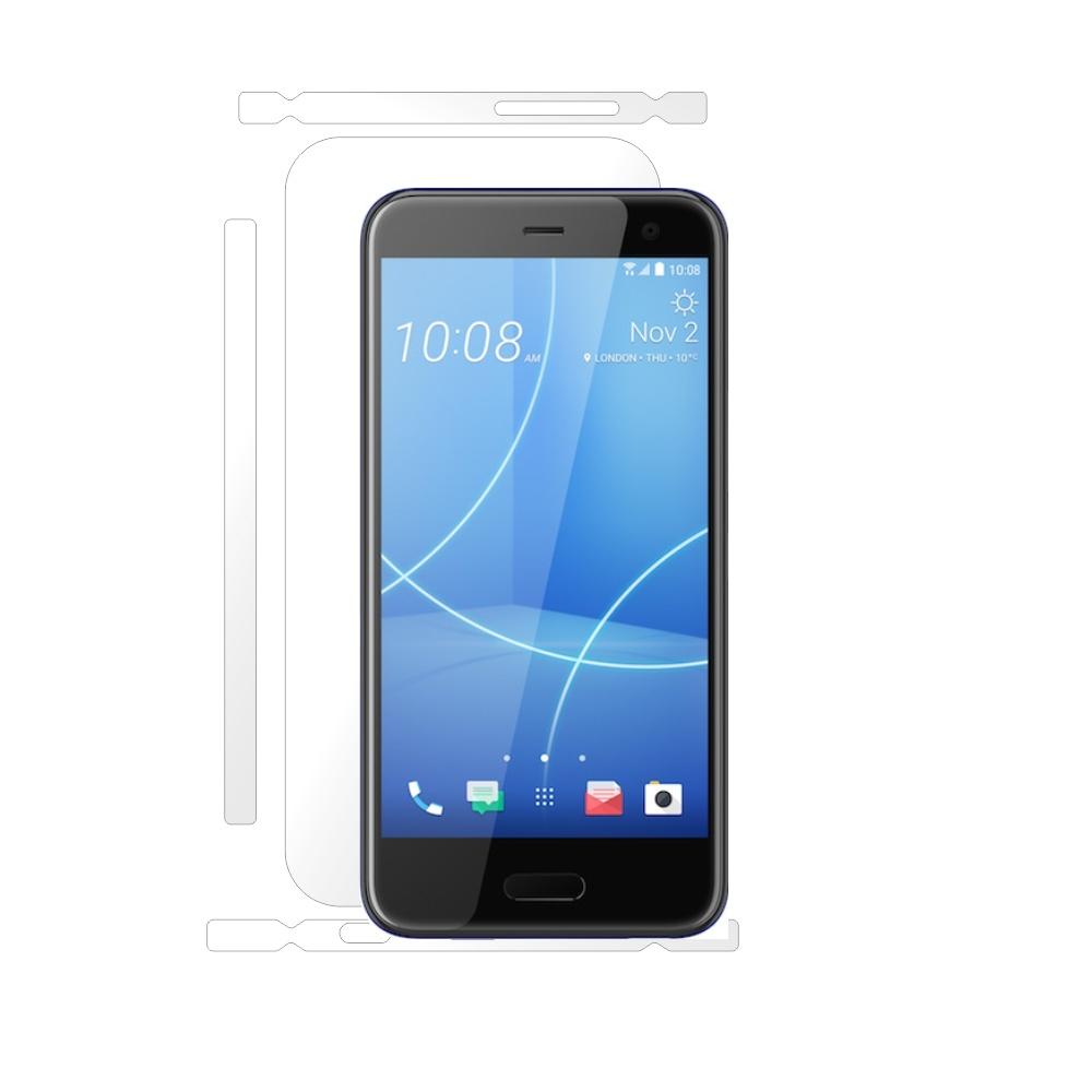 Folie de protectie Smart Protection HTC U11 Life - doar-spate+laterale imagine