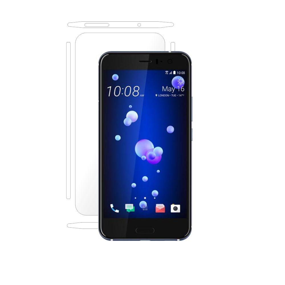 Folie de protectie Smart Protection HTC U11 - doar-spate+laterale imagine