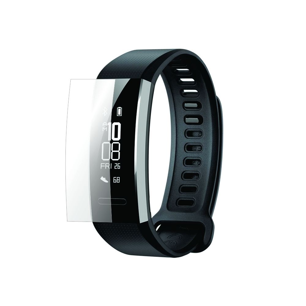 Folie de protectie Smart Protection Smartwatch Huawei Band 2 Pro - 4buc x folie display imagine