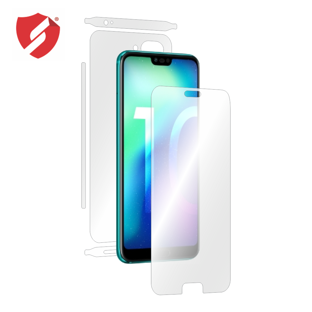 Folie de protectie Smart Protection Huawei Honor 10 - fullbody - display + spate + laterale imagine