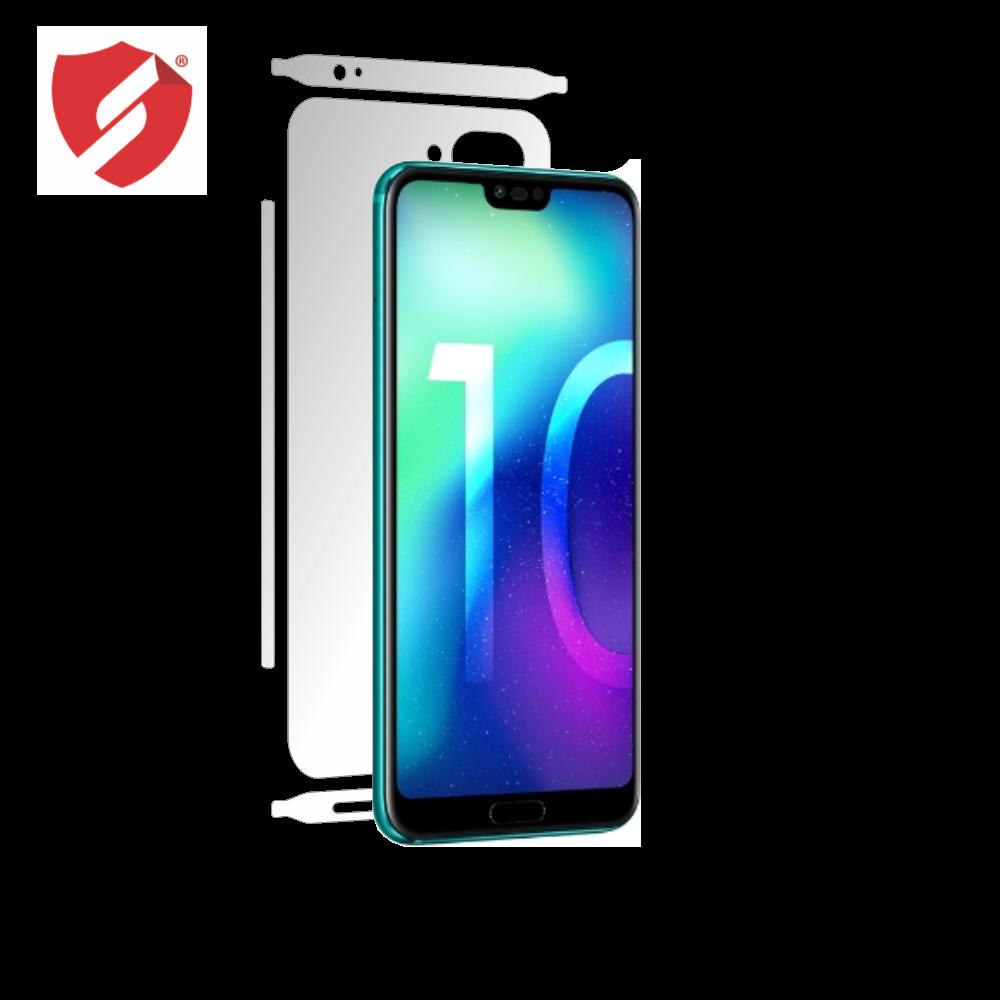 Folie de protectie Smart Protection Huawei Honor 10 - doar-spate+laterale imagine