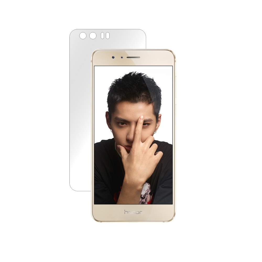 Folie de protectie Smart Protection Huawei Honor 8 - doar spate imagine