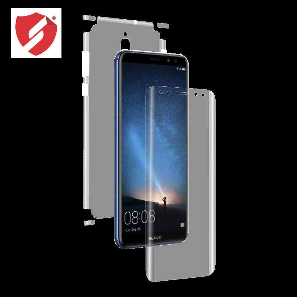 Folie de protectie Smart Protection Huawei Mate 10 lite - fullbody - display + spate + laterale imagine
