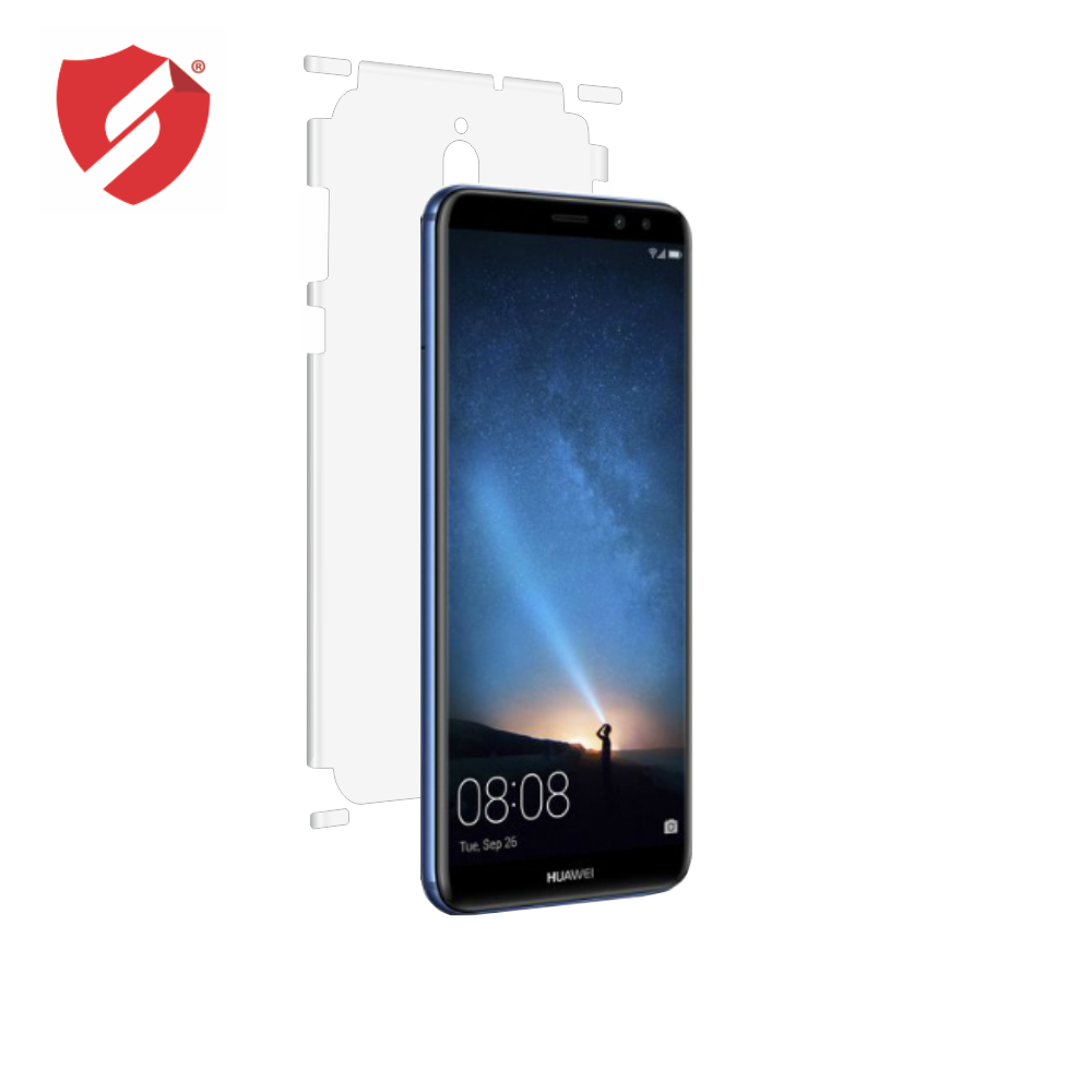 Folie de protectie Smart Protection Huawei Mate 10 lite - doar-spate+laterale imagine