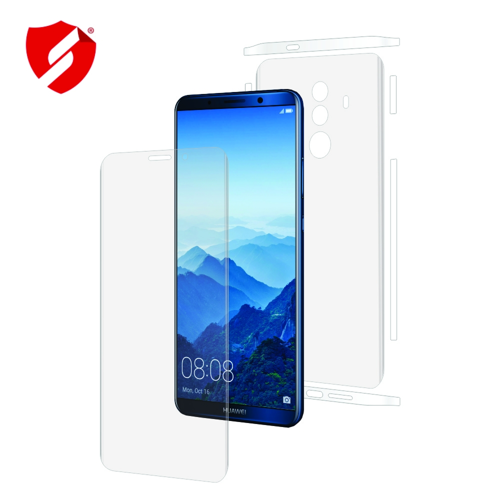 Folie de protectie Smart Protection Huawei Mate 10 Pro - fullbody - display + spate + laterale imagine