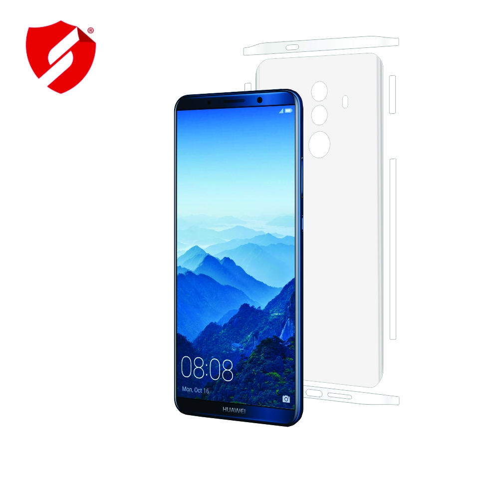 Folie de protectie Smart Protection Huawei Mate 10 Pro - doar-spate+laterale imagine