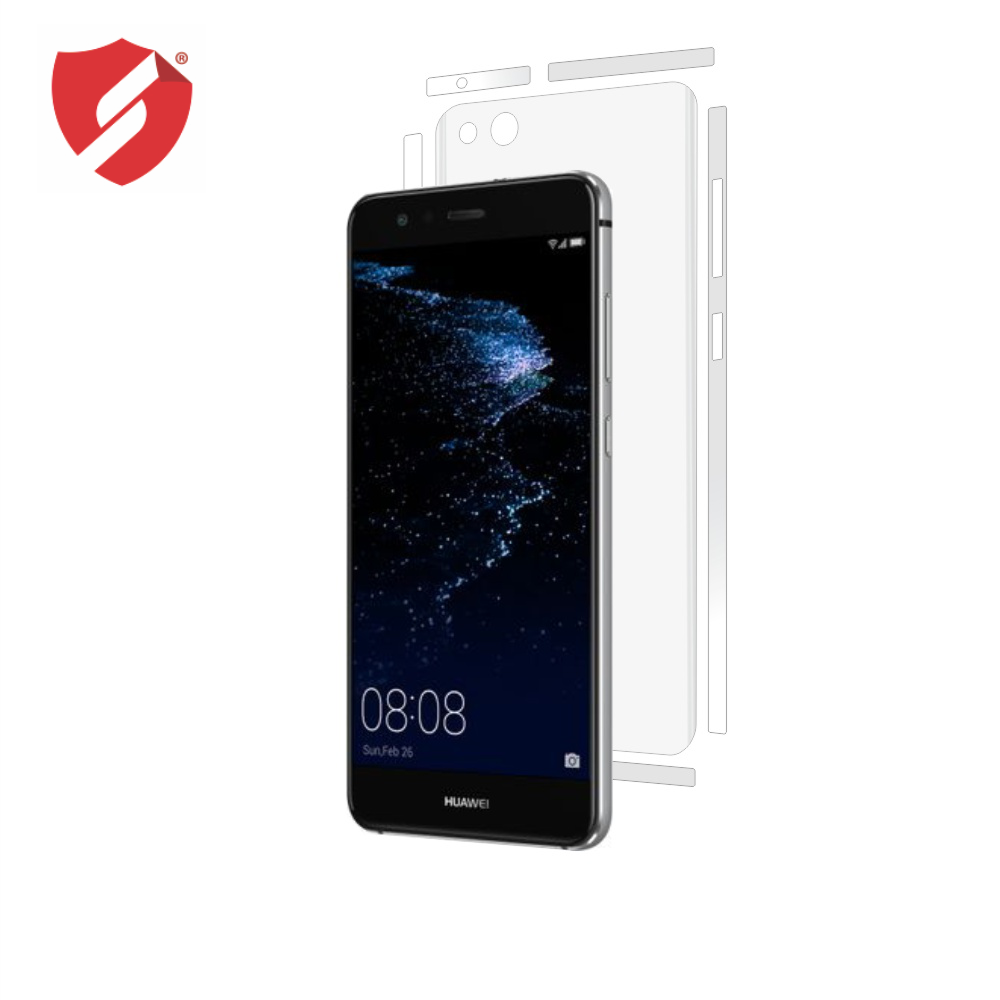 Folie de protectie Smart Protection Huawei P10 Lite - doar-spate+laterale imagine