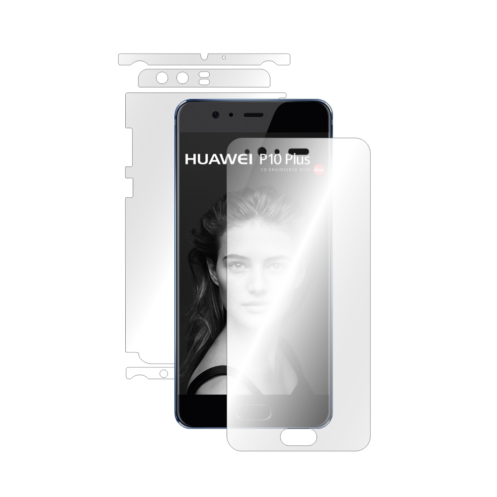 Folie de protectie Smart Protection Huawei P10 Plus - fullbody-display-si-spate imagine