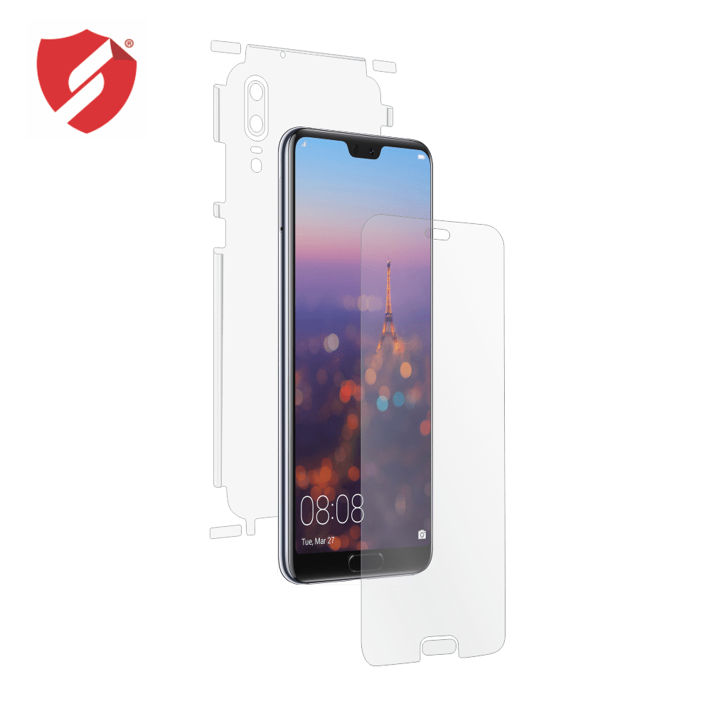 Folie de protectie Smart Protection Huawei P20 - fullbody - display + spate + laterale imagine
