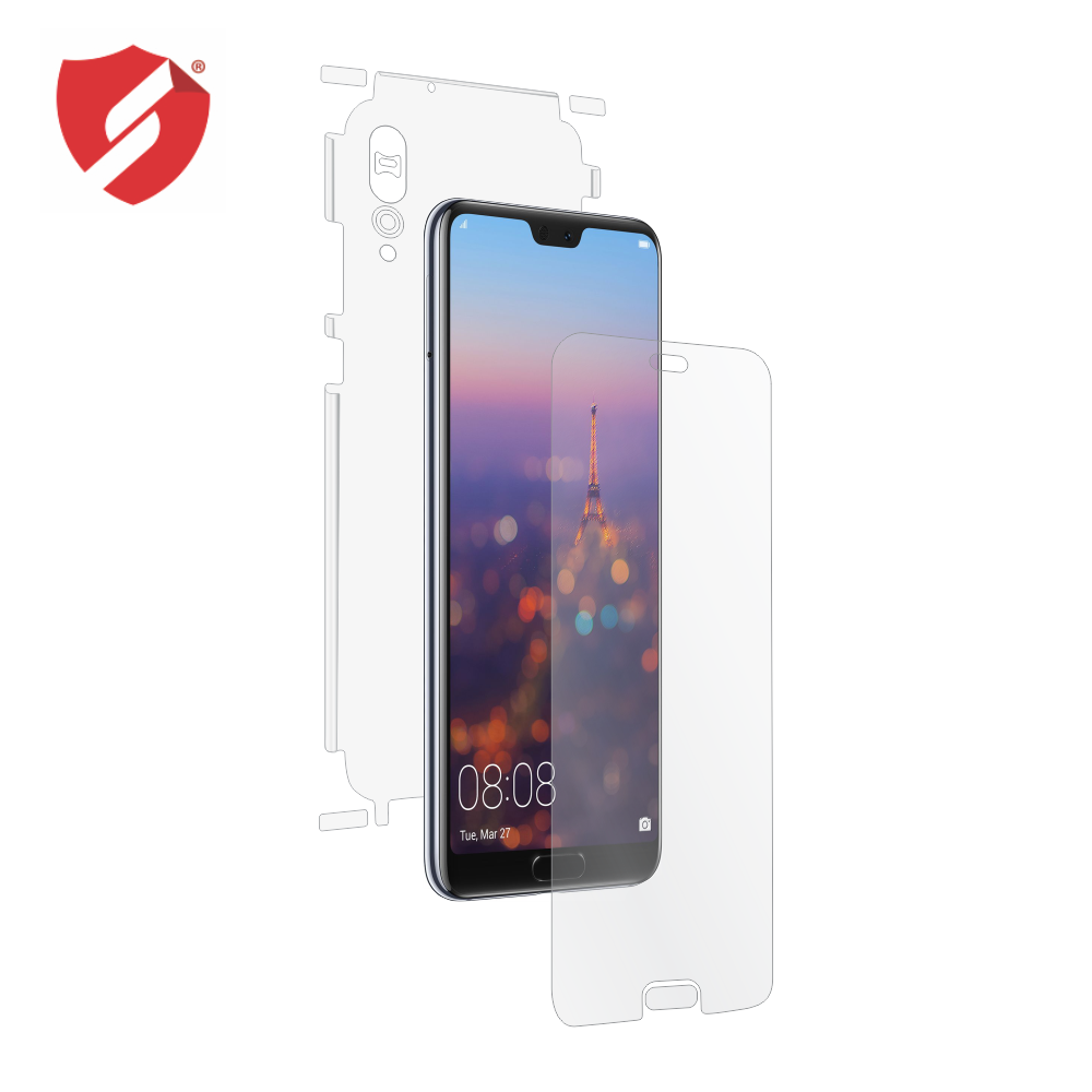 Folie de protectie Smart Protection Huawei P20 Pro - fullbody - display + spate + laterale imagine