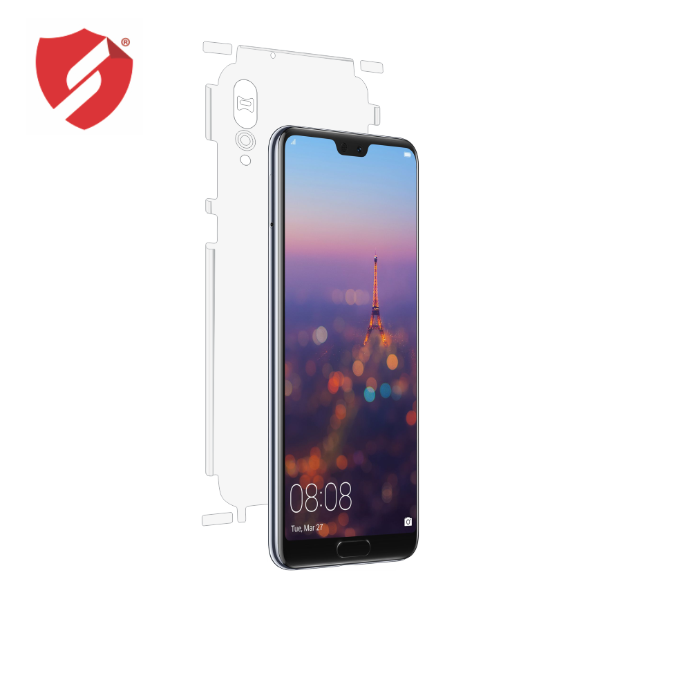 Folie de protectie Smart Protection Huawei P20 Pro - doar-spate+laterale imagine