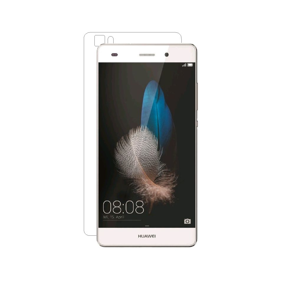 Folie de protectie Smart Protection Huawei P8 Lite - doar spate imagine