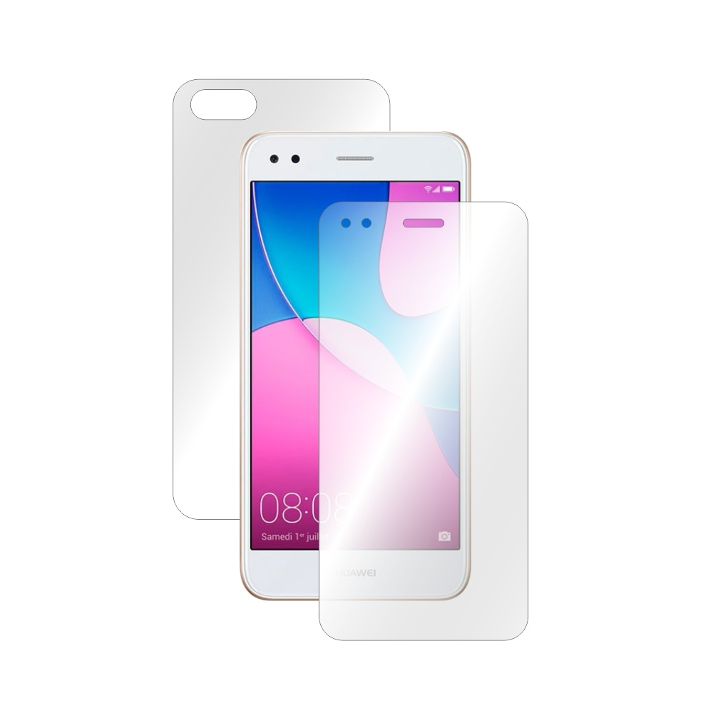 Folie de protectie Smart Protection Huawei P9 Lite Mini 2017 - fullbody-display-si-spate imagine