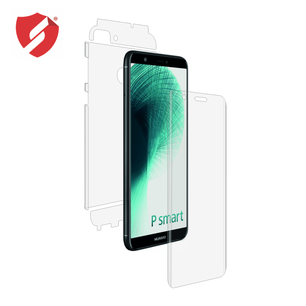 Folie de protectie Smart Protection Huawei P smart - fullbody - display + spate + laterale imagine
