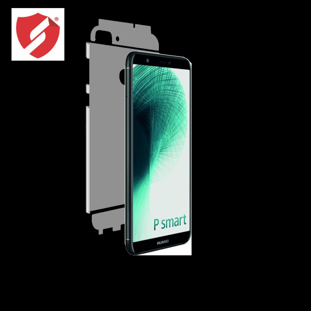 Folie de protectie Smart Protection Huawei P smart - doar-spate+laterale imagine