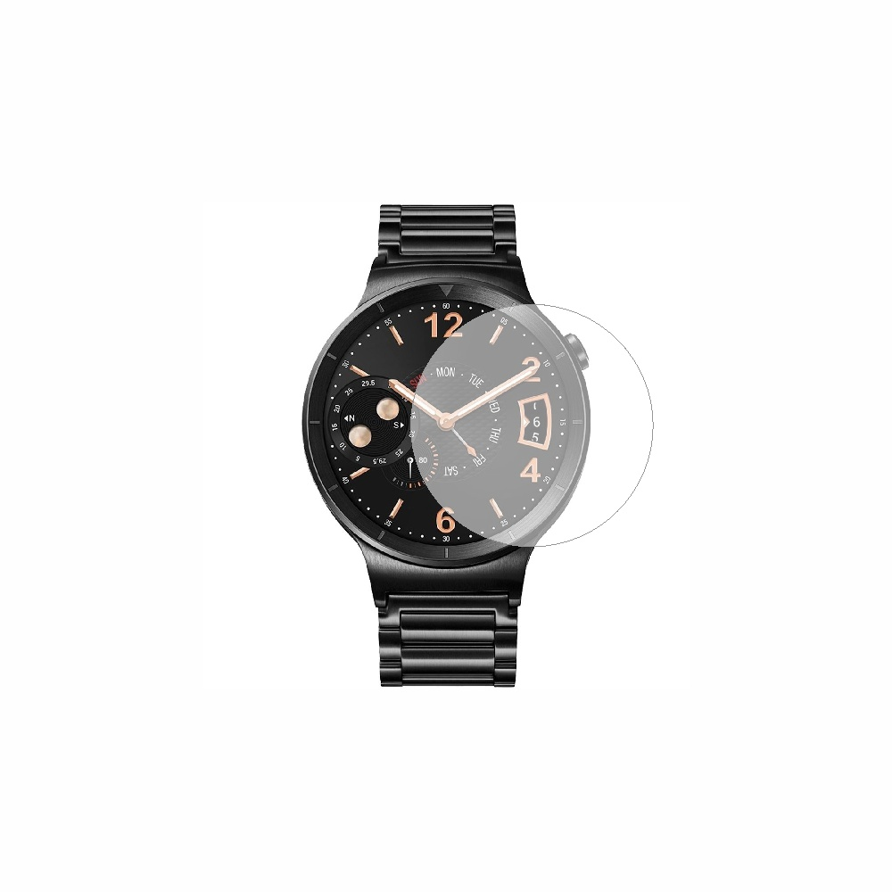 Tempered Glass - Ultra Smart Protection Smartwatch Huawei W1 imagine