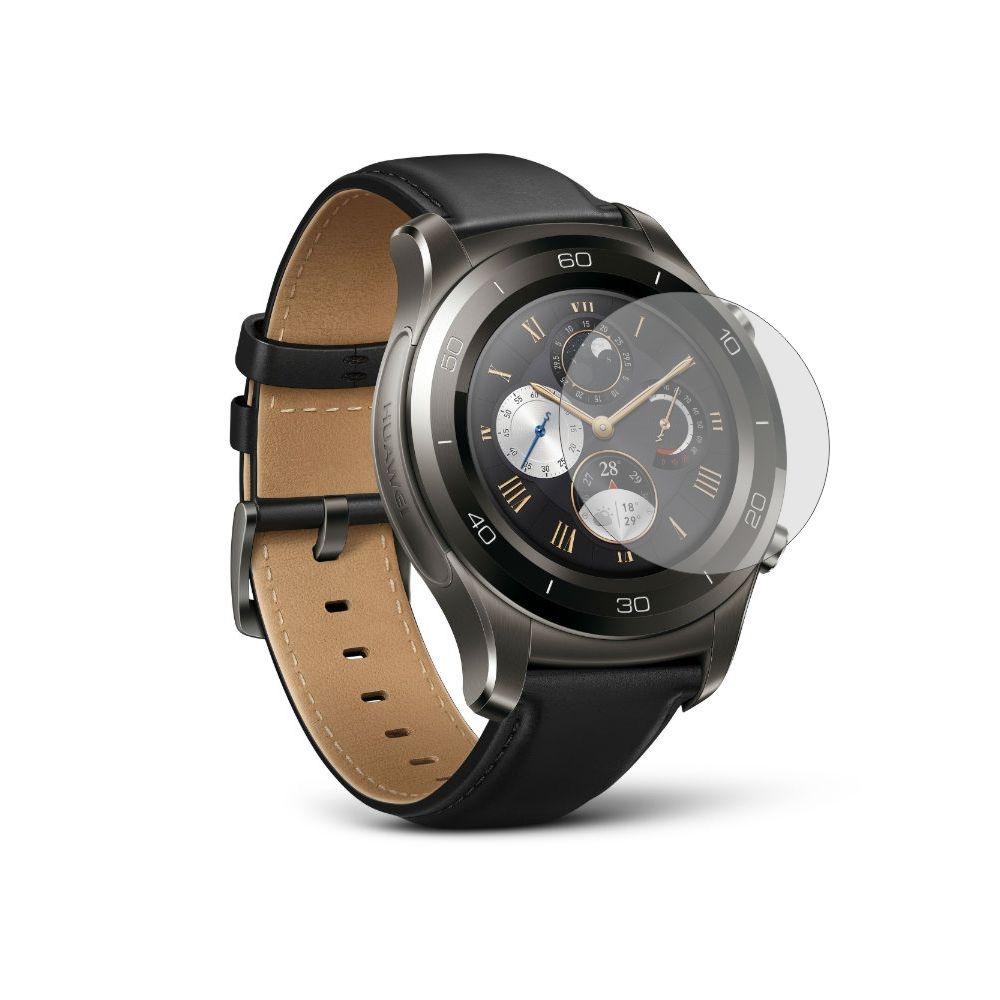 Folie de protectie Smart Protection Smartwatch Huawei Watch W2 Sport si Classic - 2buc x folie display imagine
