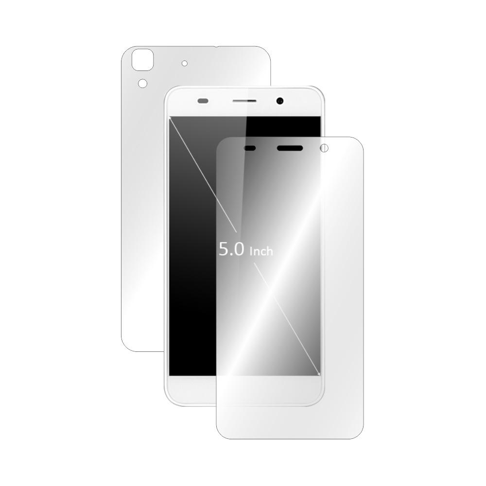 Folie de protectie Smart Protection Huawei Y6 - fullbody-display-si-spate imagine