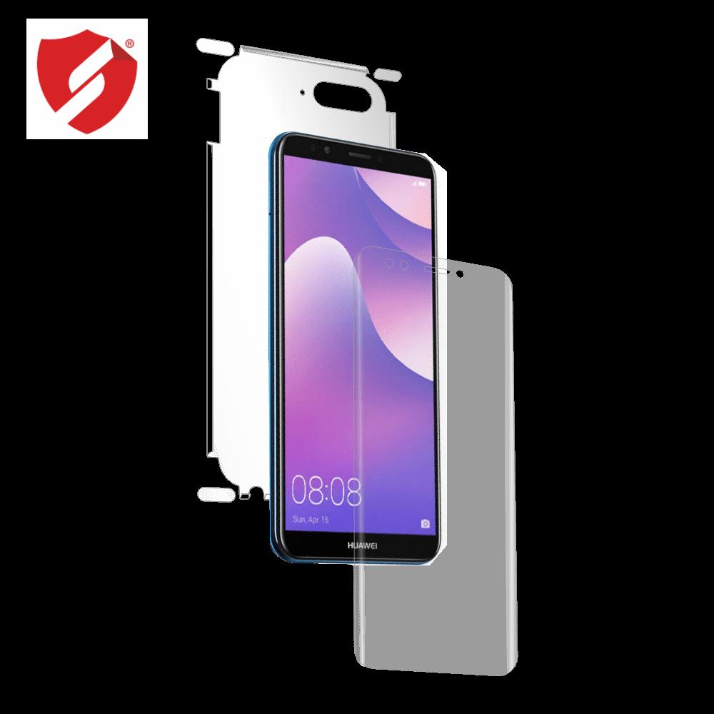 Folie de protectie Smart Protection Huawei Y7 Prime 2018 - fullbody-display-si-spate imagine