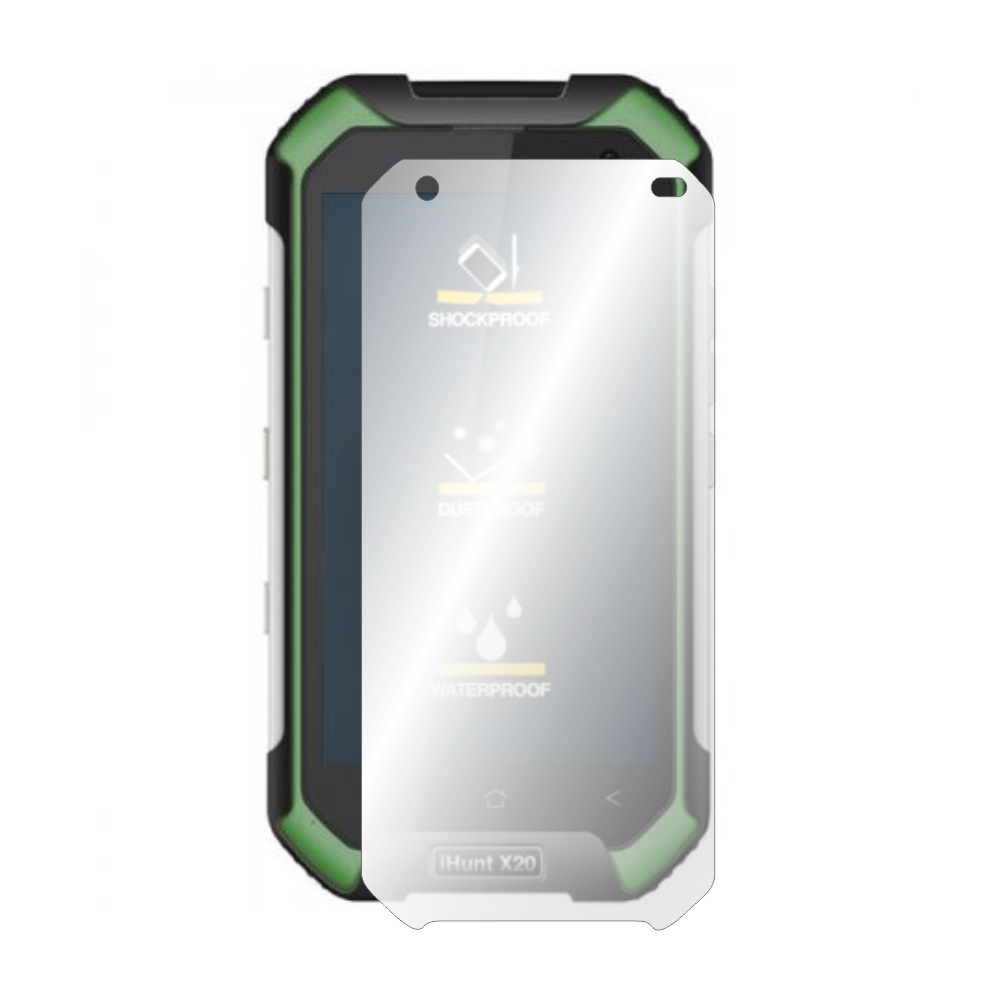Folie de protectie Smart Protection iHunt X20 Pro - doar-display imagine
