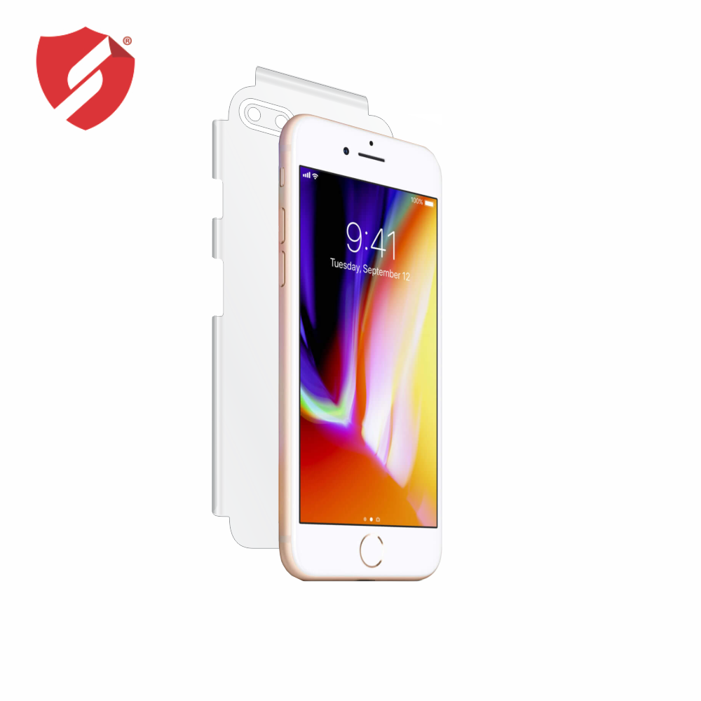 Folie de protectie Smart Protection Apple iPhone 8 Plus - doar-spate+laterale imagine