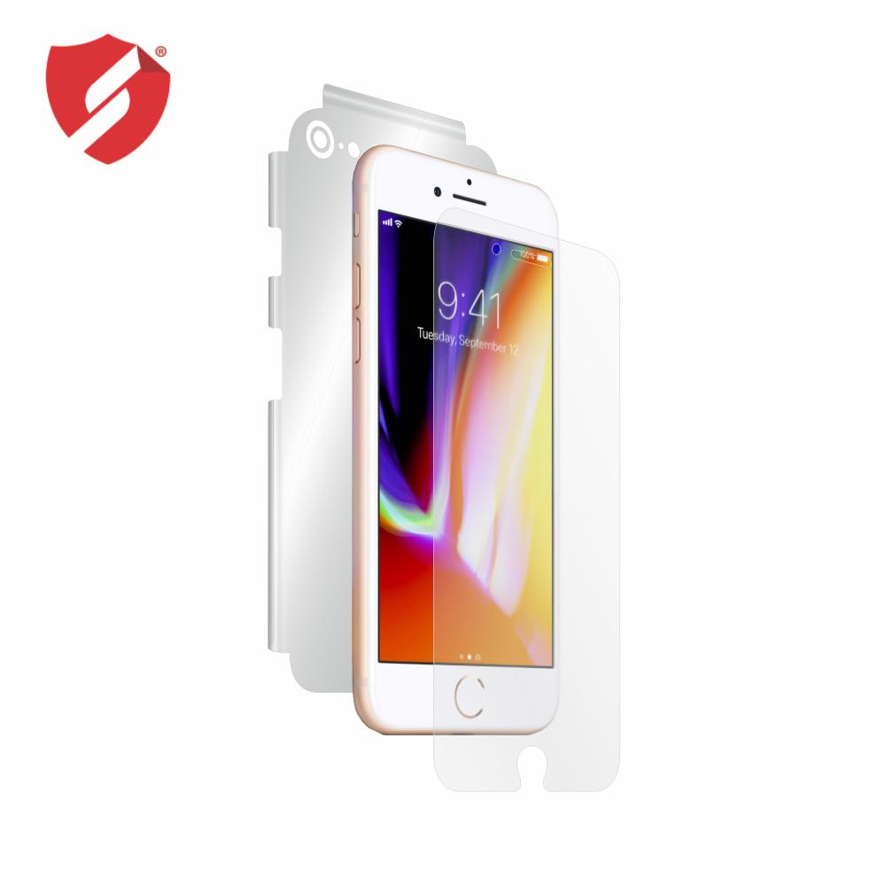 Folie de protectie Smart Protection Apple iPhone 8 - fullbody - display + spate + laterale imagine