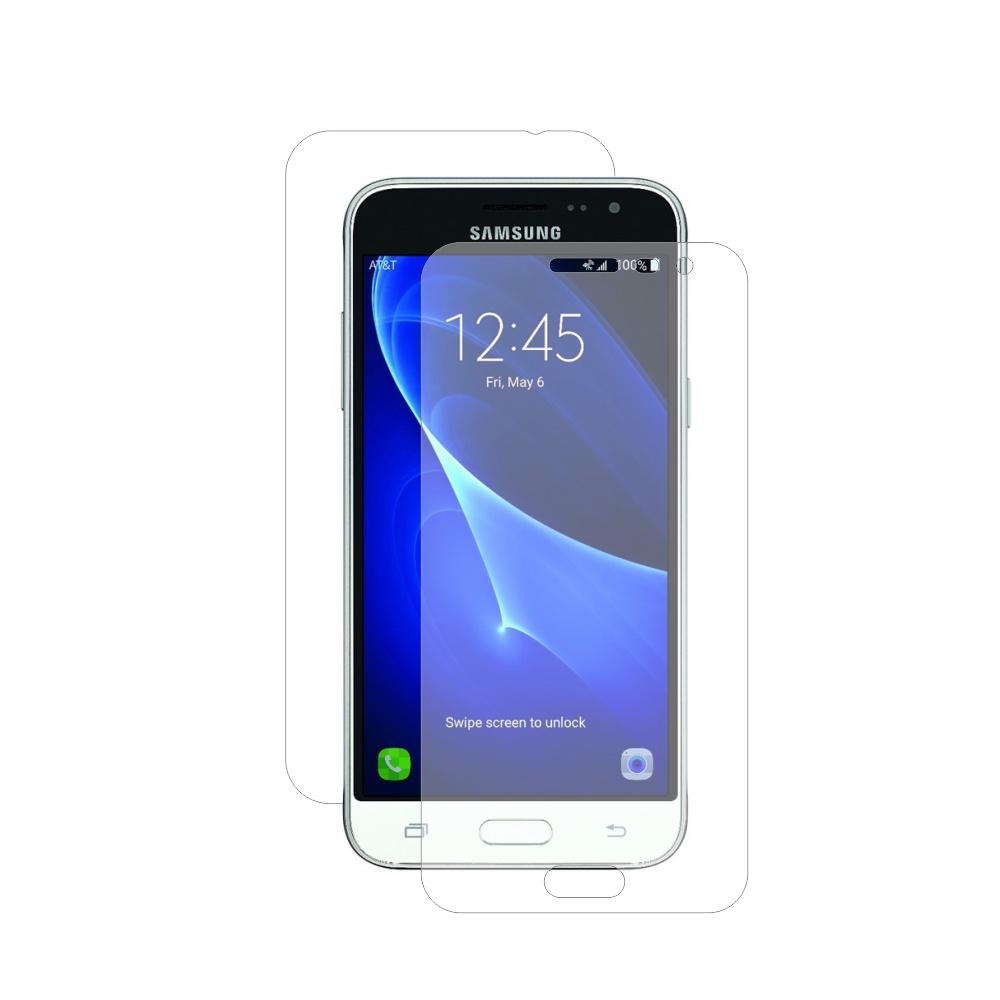 Folie de protectie Smart Protection Samsung Galaxy J3 (2016) - fullbody-display-si-spate imagine