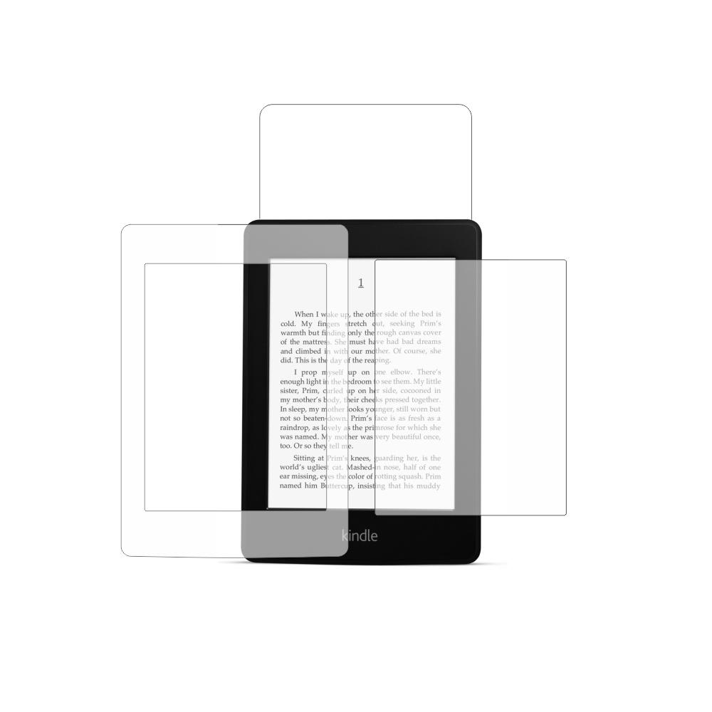 Folie de protectie Smart Protection Kindle Paperwhite 3G - fullbody-display-si-spate imagine