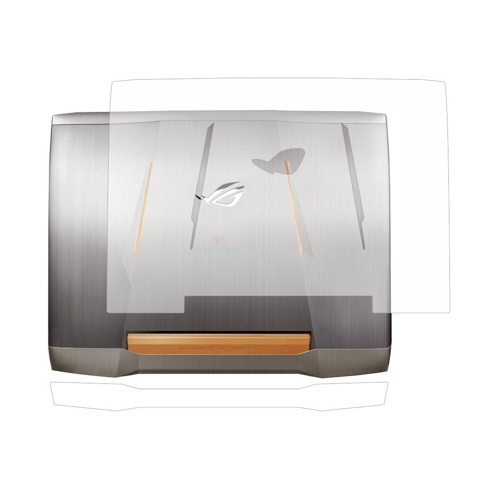 Folie de protectie Smart Protection Laptop Asus ROG G752VS-GB125T - doar capac imagine
