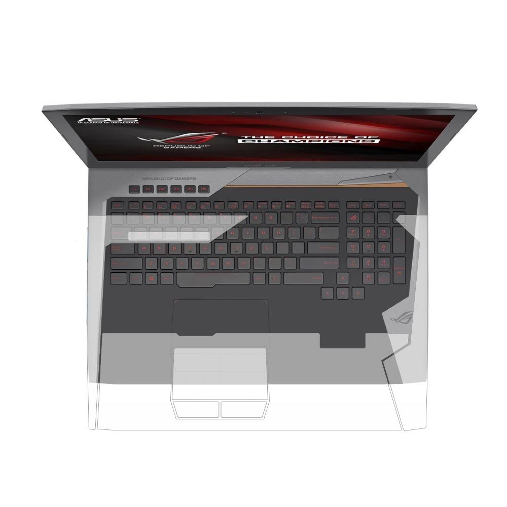 Folie de protectie Smart Protection Laptop Asus ROG G752VS-GB125T - doar touchpad imagine
