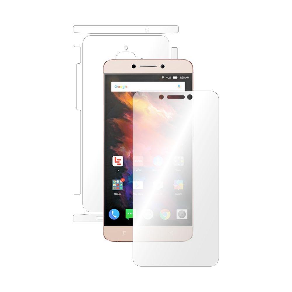 Folie de protectie Smart Protection LeEco Le S3 - fullbody - display + spate + laterale imagine