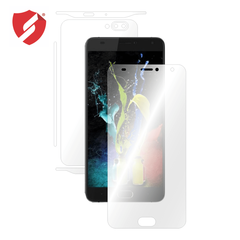 Folie de protectie Smart Protection Lesia Note X - fullbody - display + spate + laterale imagine