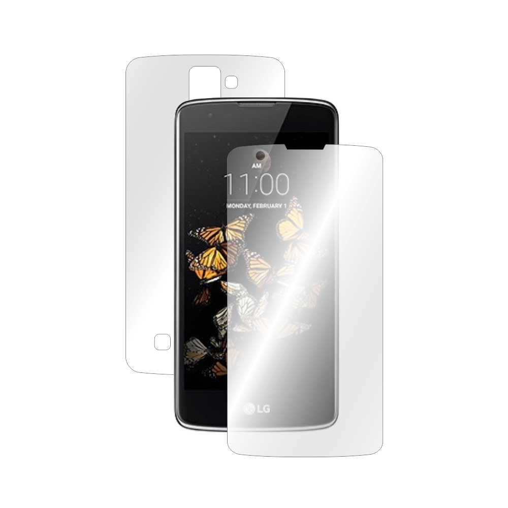 Folie de protectie Smart Protection LG K8 - fullbody-display-si-spate imagine