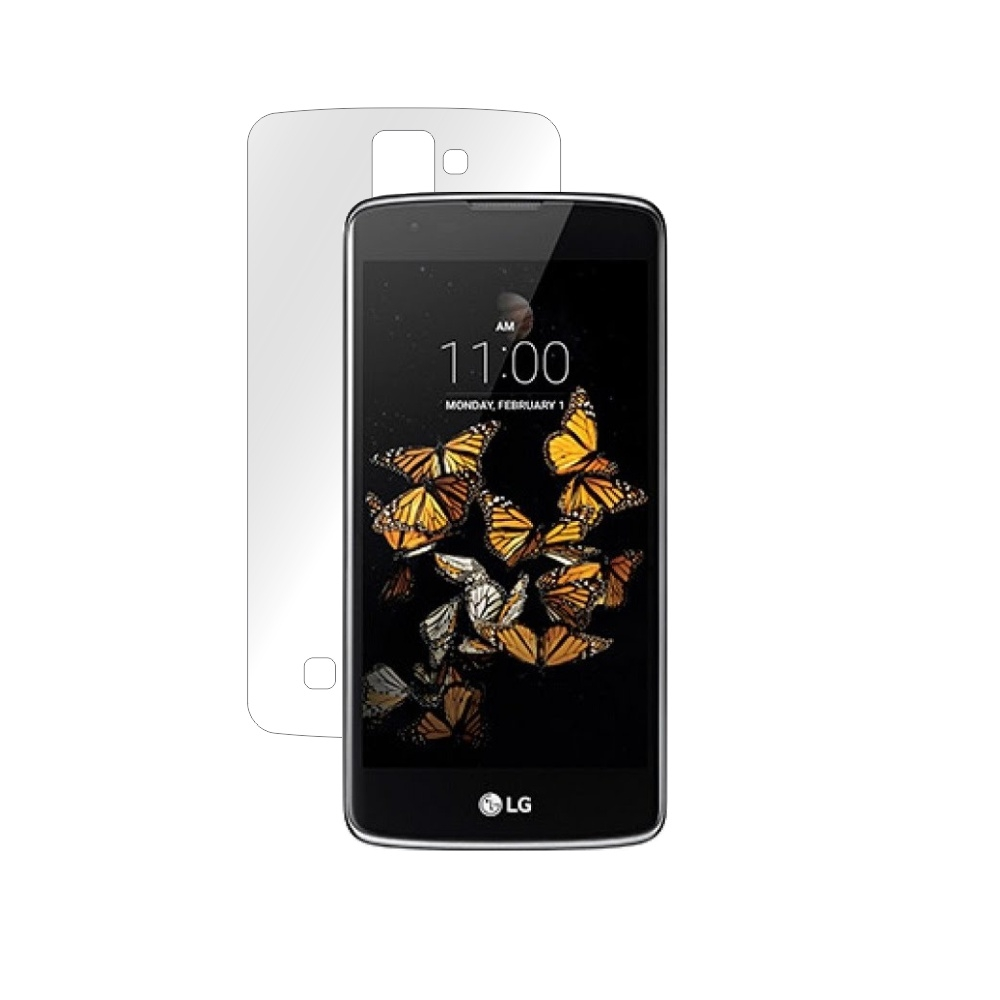 Folie de protectie Smart Protection LG K8 - doar spate imagine
