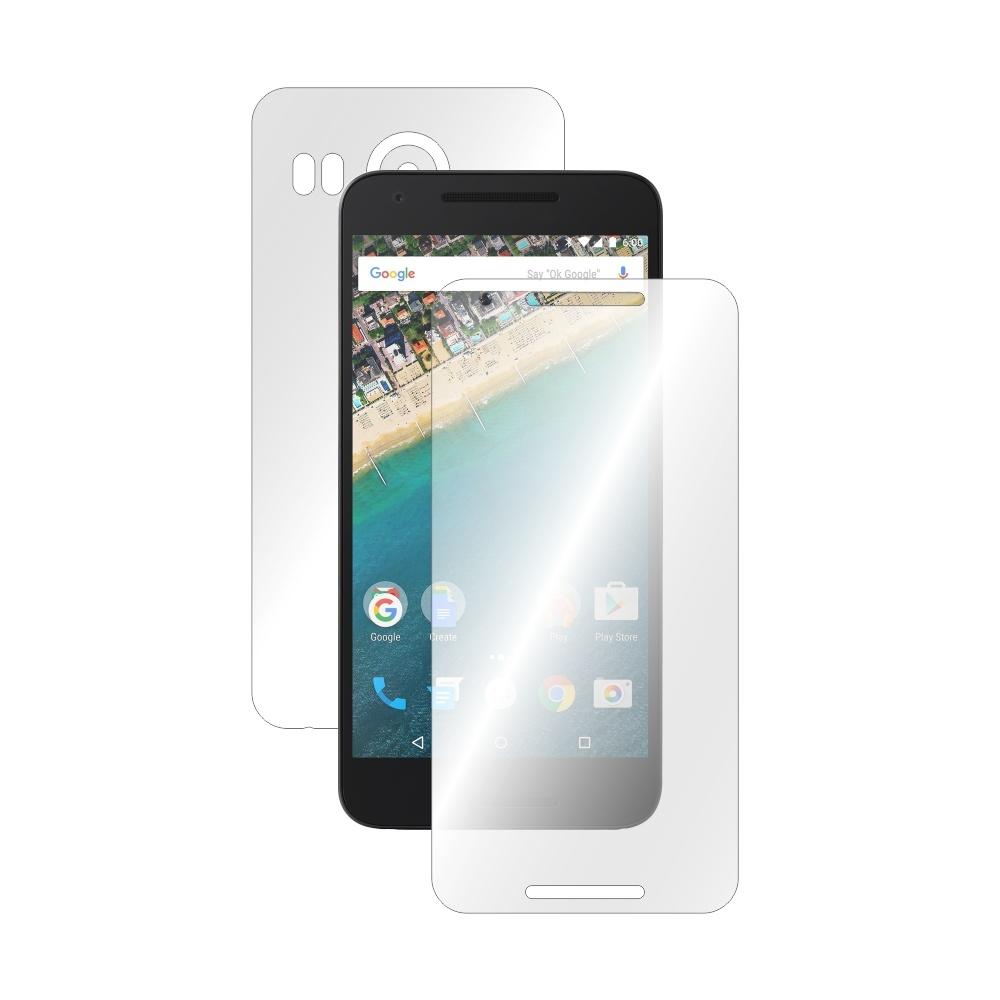 Folie de protectie Smart Protection LG Nexus 5X - fullbody-display-si-spate imagine